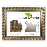 Baroque frame 750 ARG, silver, finely decorated