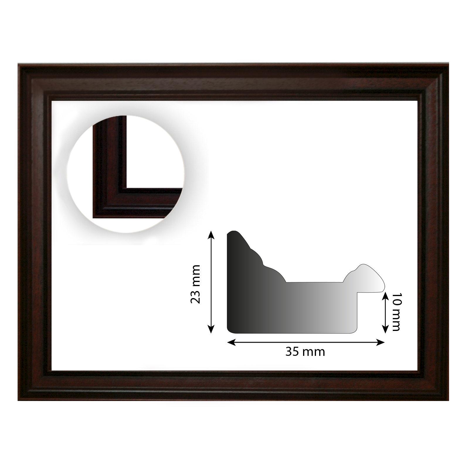 Wood Frame Vermont Walnut, Different Variants | eBay