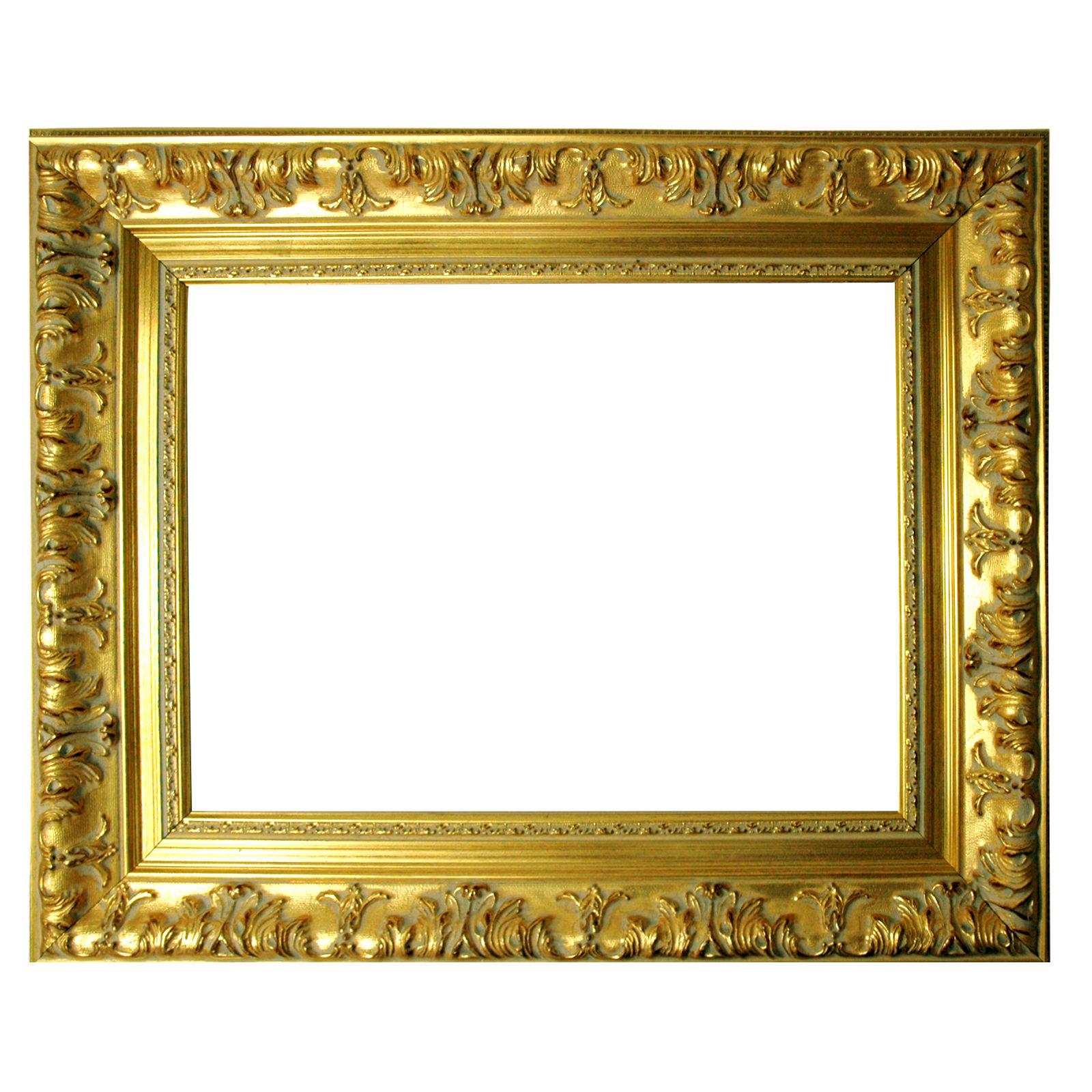 Barockrahmen gold fein verziert 979 ORO, verschiedene Varianten | eBay