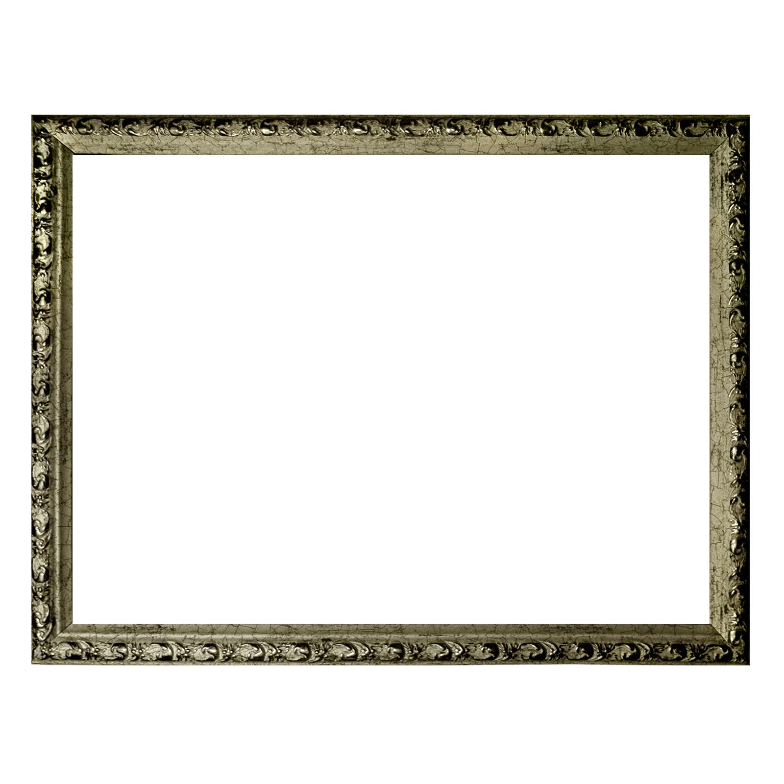 Baroque-cadre-en-argent-decore-finement-812-ARG-differentes-variantes