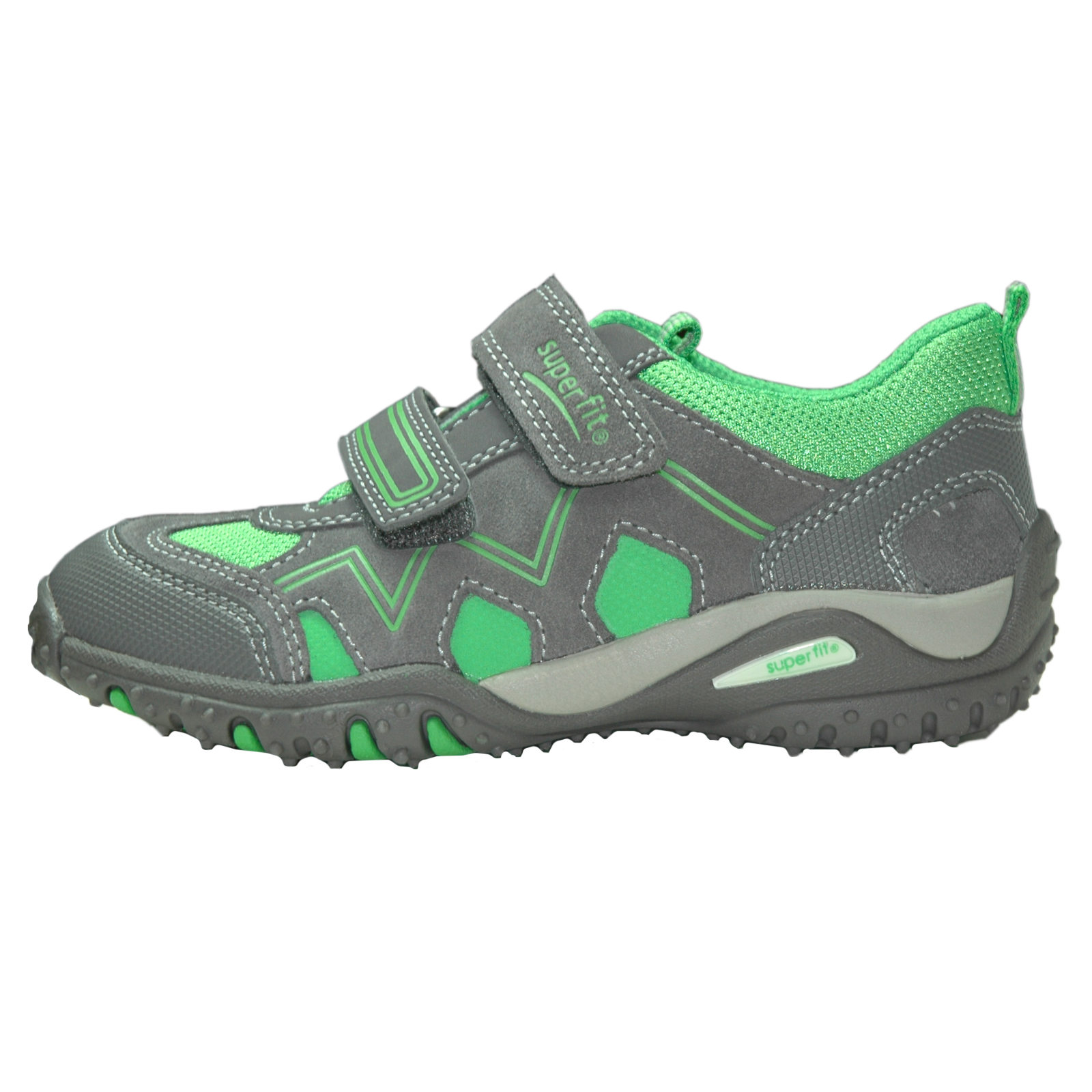 Superfit SPORT4 MINI Baby Boys Learn to walk shoes