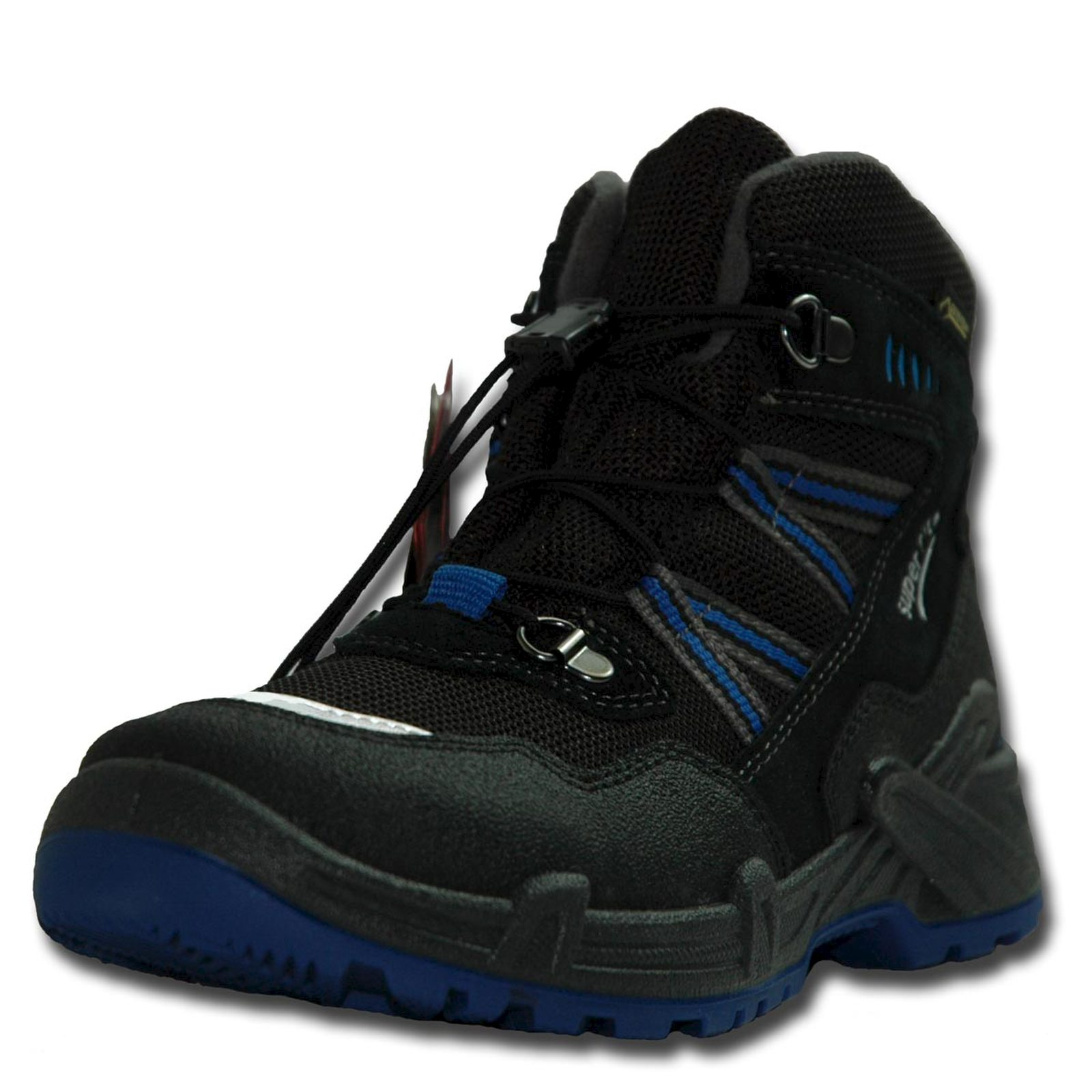 Show Title Legero Wide Snow Original Canyon About Superfit Boots For Young Of Details FeetBlackblue DIEH92YW