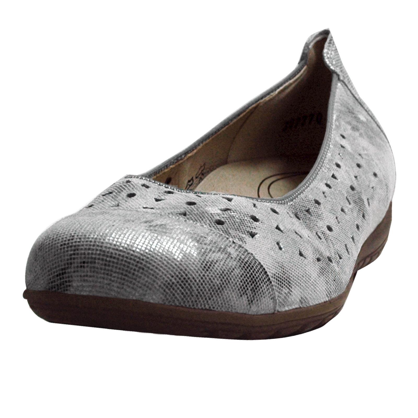 waldl ufer damen ballerinas hesima 329050168070 weite h. Black Bedroom Furniture Sets. Home Design Ideas