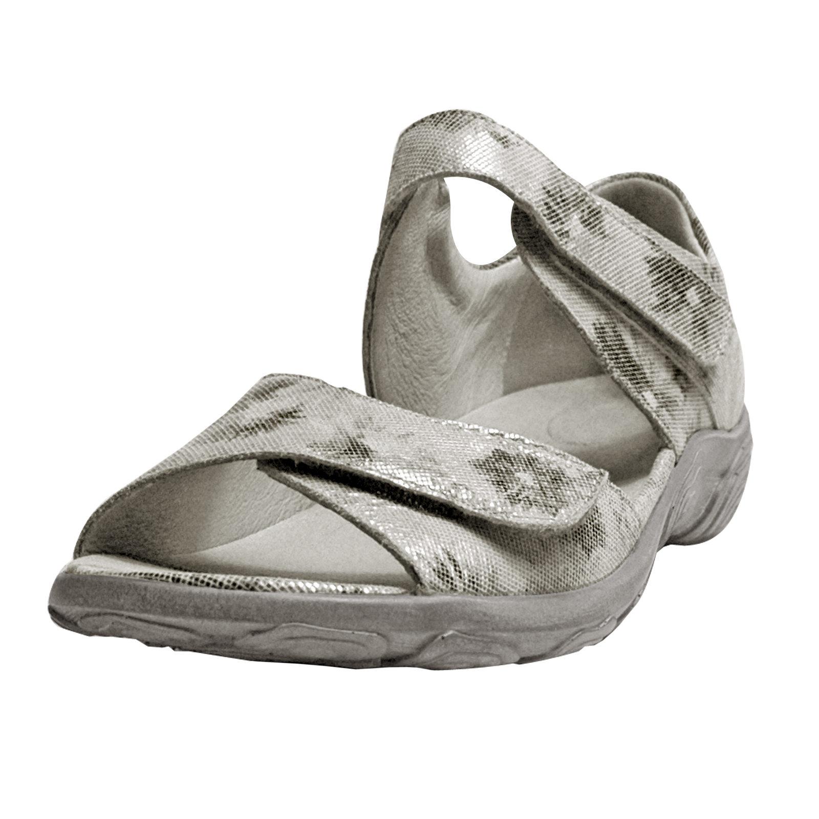 6e1b68c026f0 Details about Waldläufer Women s Sandals Haruna 334802168070 Monet Stone