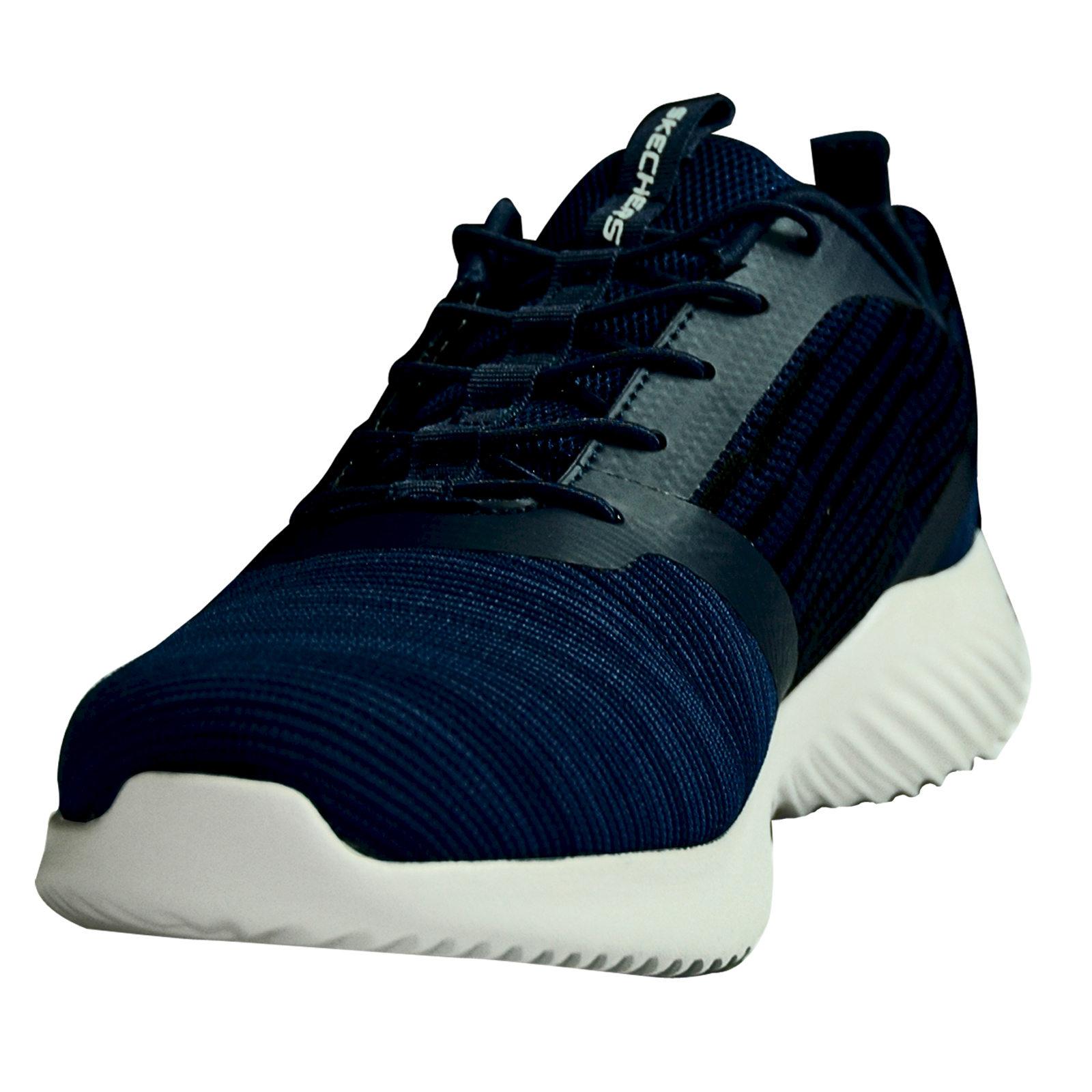Cerdito peso Bailarín  Skechers Men Sneakers Navy 52504 Nvy, Bounder   eBay