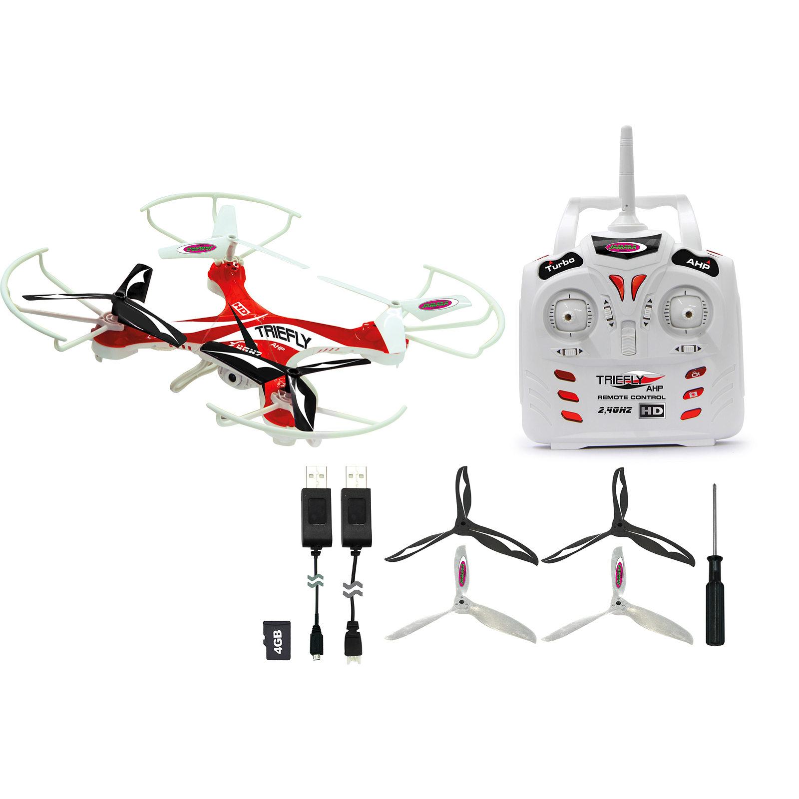 Jamara triefly HD AHP Quadrocopter 422002 4042774429669 | eBay