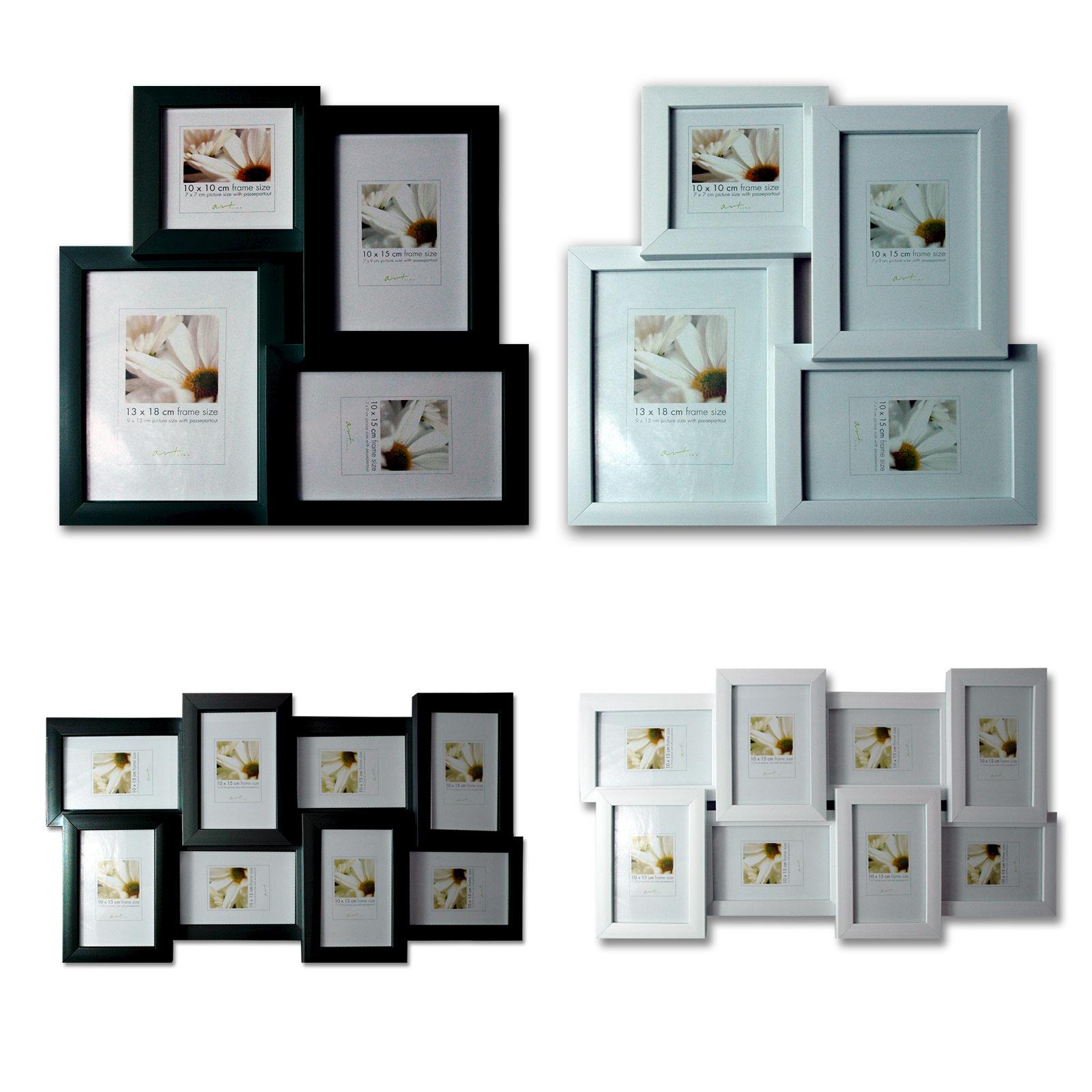 Marco de Galería collagerahmen marco, Múltiples madera para foto | eBay