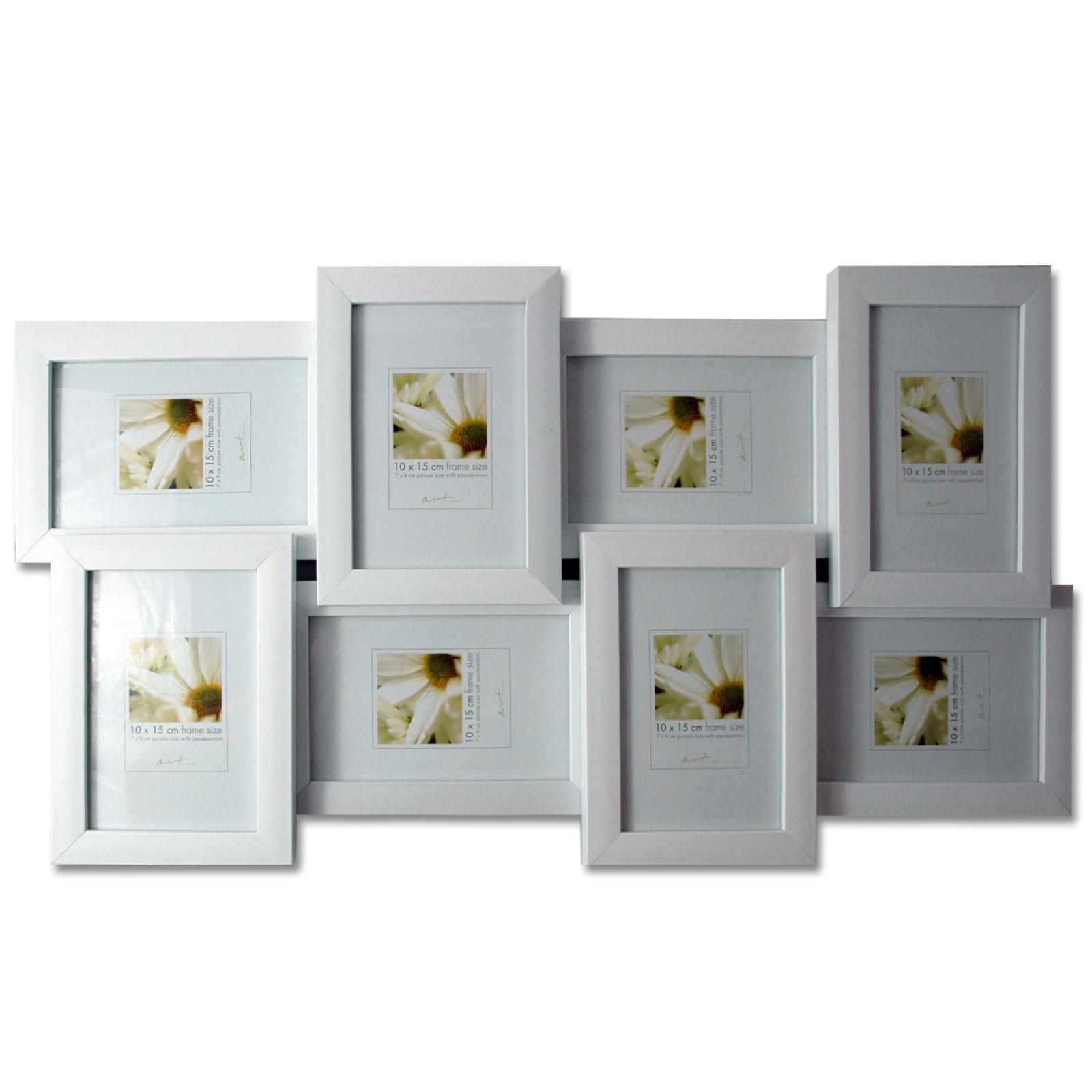 galerierahmen collagerahmen galerie rahmen mehrfach rahmen bilderrahmen holz ebay. Black Bedroom Furniture Sets. Home Design Ideas