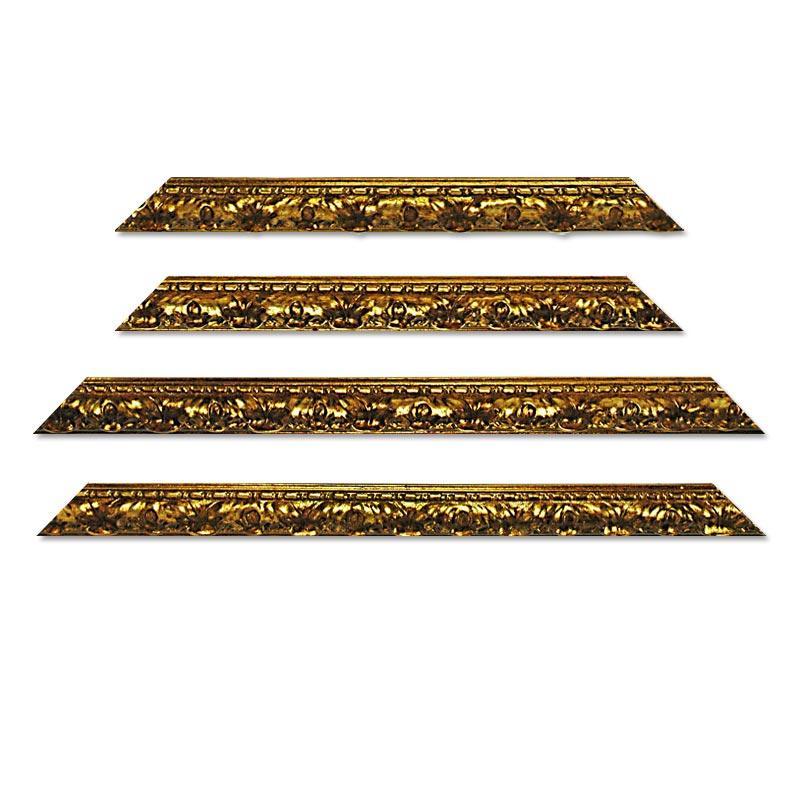 Cadre baroque 333 Oro, Gold Gold Oro, décorés, montures, cadre baroque 210dd4