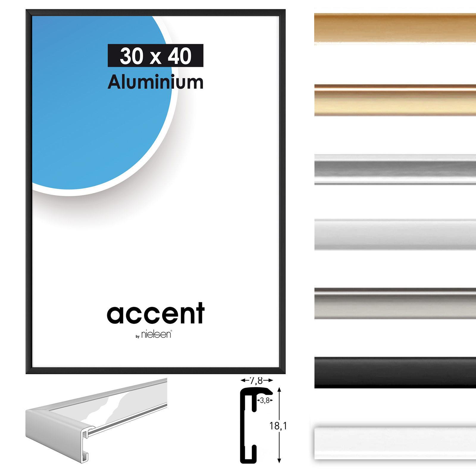 alurahmen accent wechselrahmen alu bilderrahmen alu 7. Black Bedroom Furniture Sets. Home Design Ideas