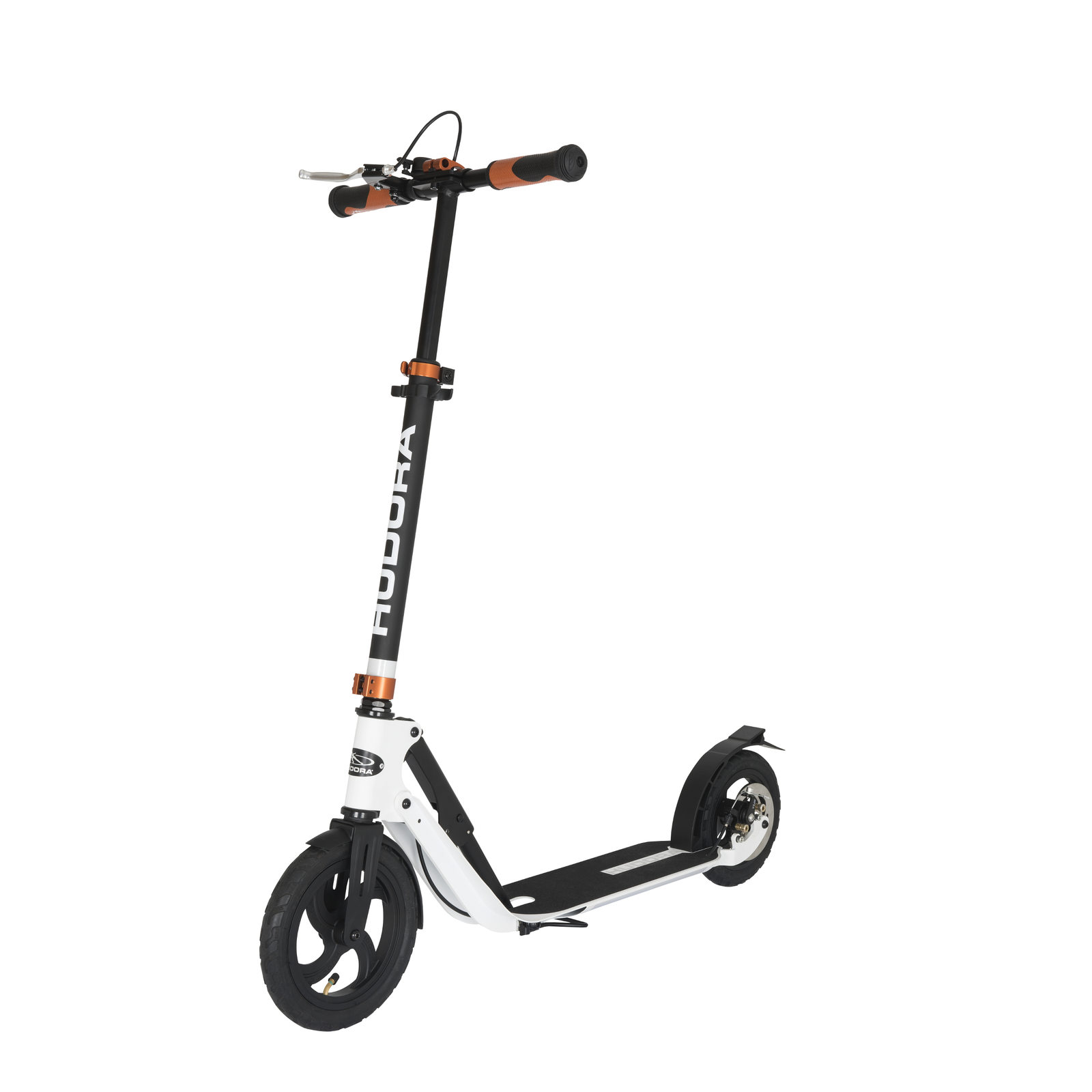 city scooter dual brake mit scheiben bremse ebay. Black Bedroom Furniture Sets. Home Design Ideas