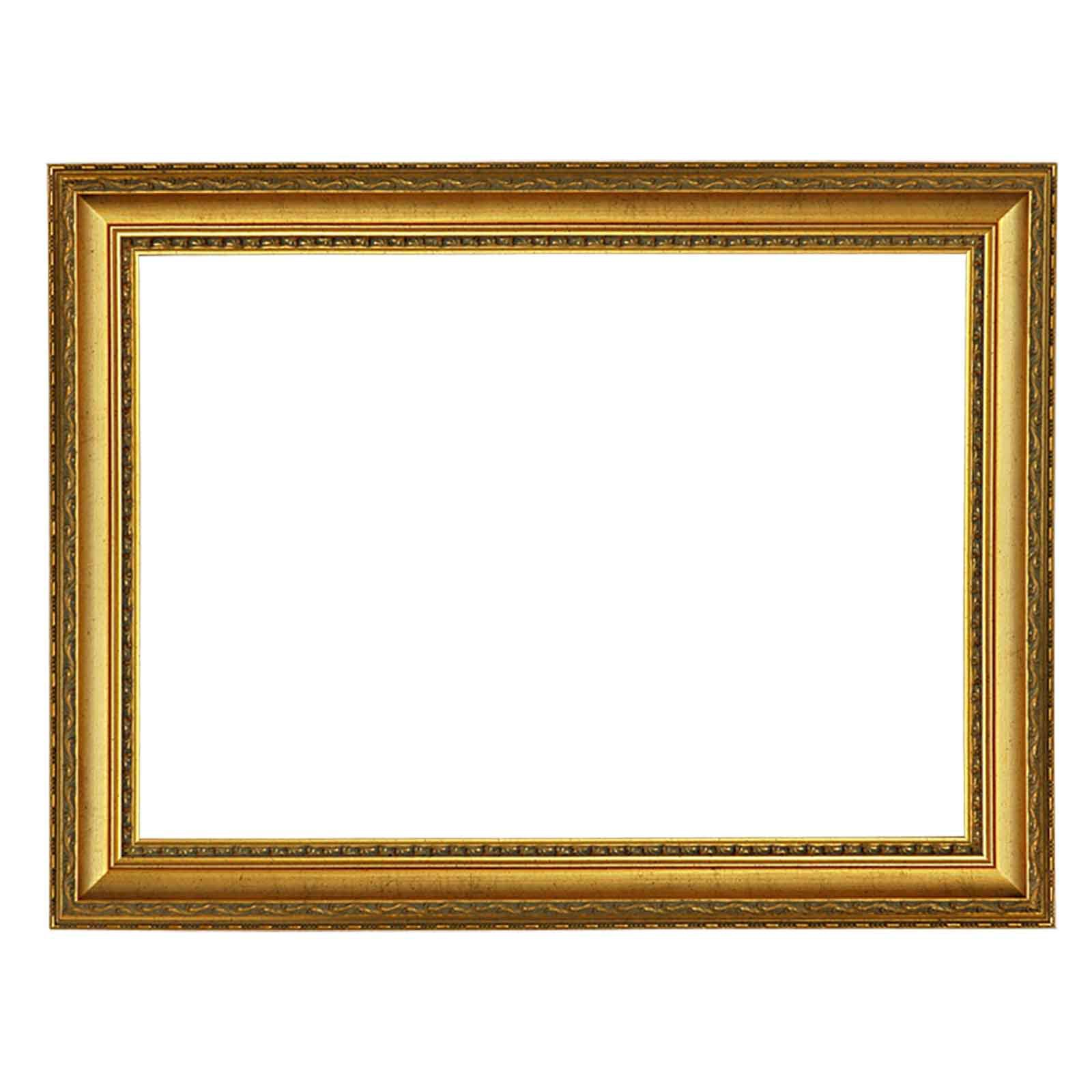 Baroque Frame 911 Oro Gold Finely Decorated Golden