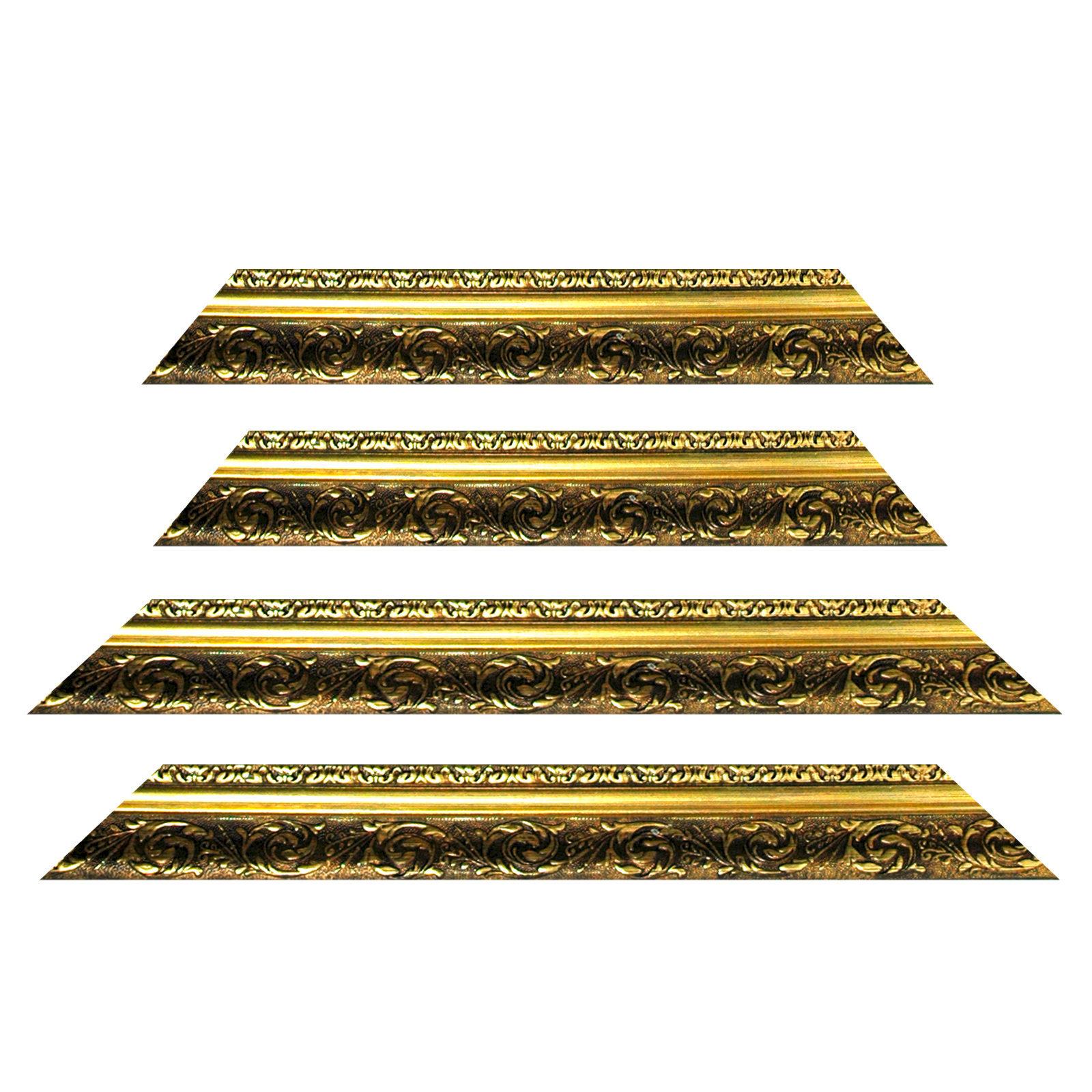 Baroque cadre or finement décorés 337 Oro différentes variantes