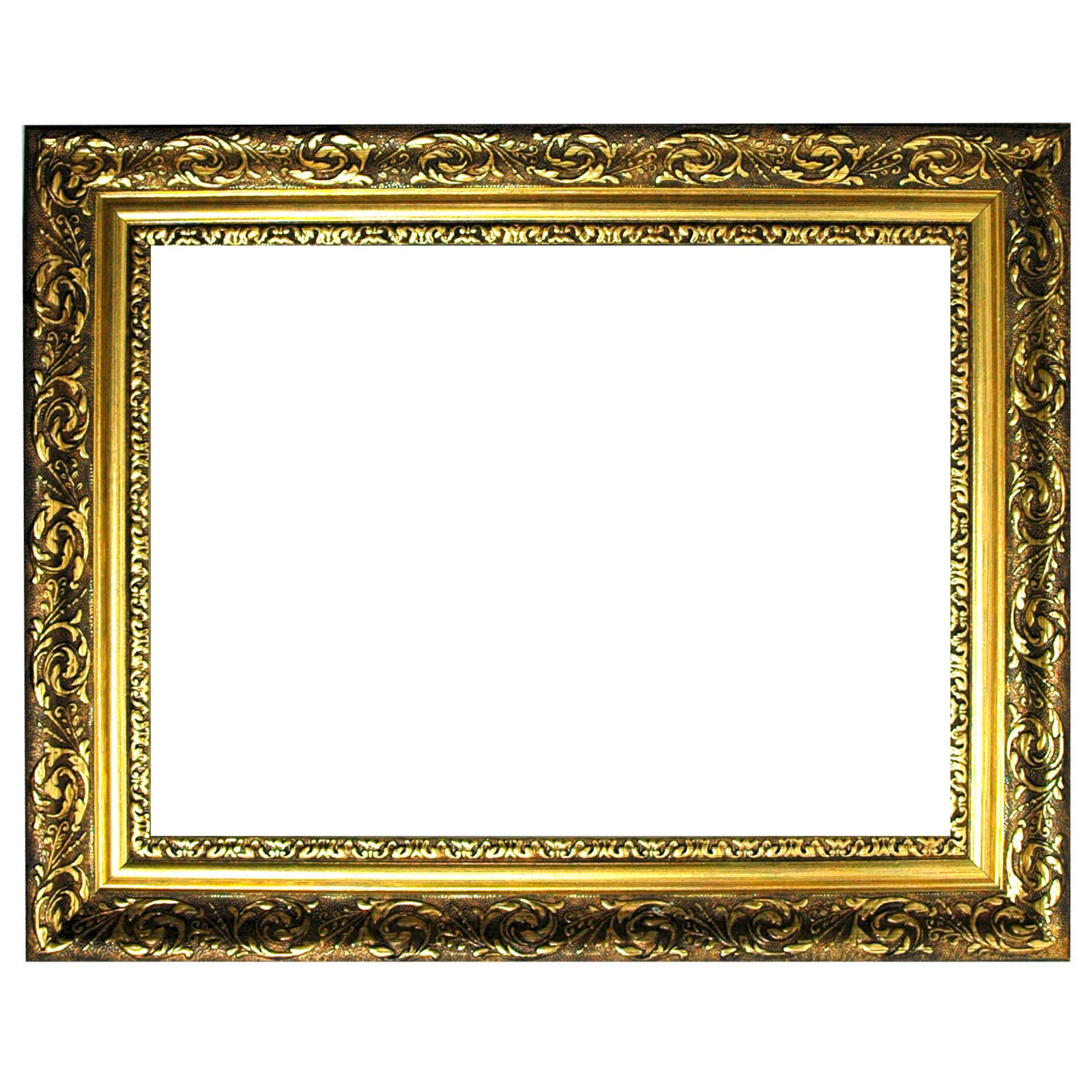 Baroque frame gold fine decorated 840 Oro, Gold Frame, Picture Frame ...