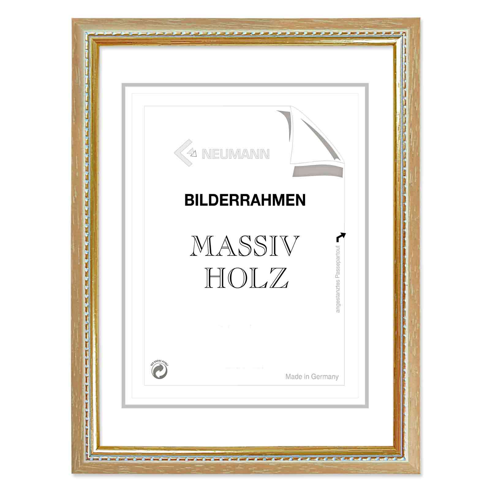 Wooden Frame Mailand Changing Frame in 5 Colors Cream 18x24 Cm | eBay