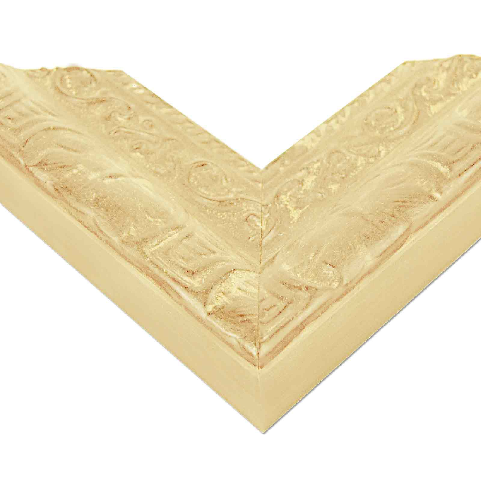 Baroque Frame BA1086 Cream Decorated, Series 261 Profile H x B 1 11 ...