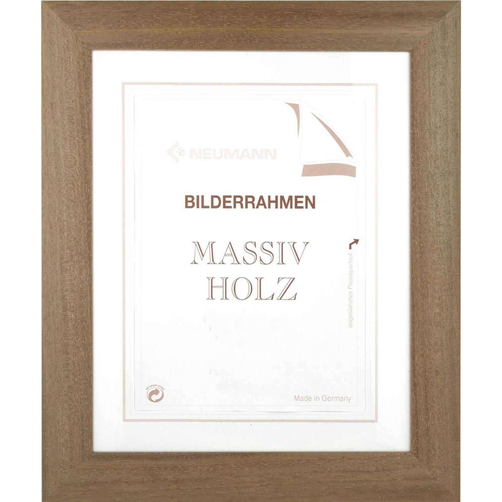 Holzrahmen BANGKOK, in 2 Farben, Bilderrahmen Holz in natur und ...