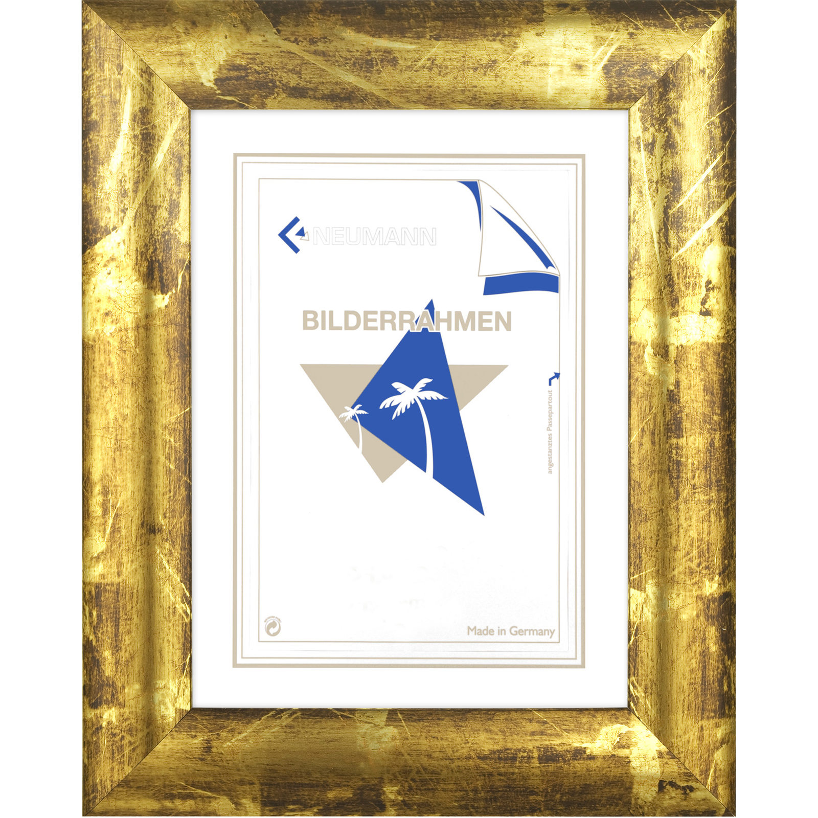 Kunststoffrahmen VERNISSAGE, 20 x 30 cm, silber matt | eBay